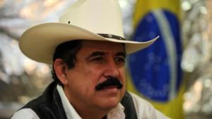 Zelaya darf nicht nach Mexiko ausreisen