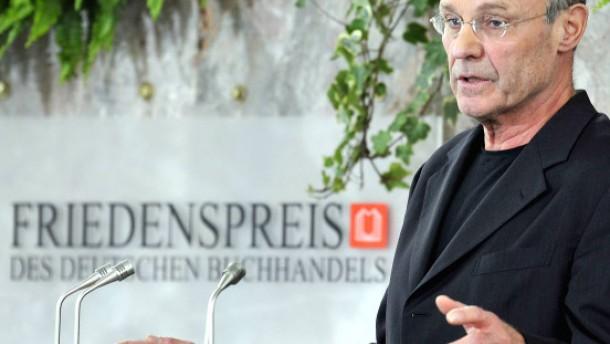 Kuenstler Anselm Kiefer mit Friedenspreis geehrt