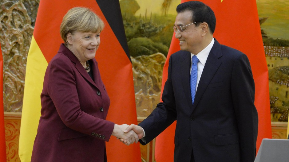 Milliardenabkommen mit Peking abgeschlossen