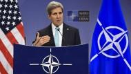 Außenminister treffen sich zu Anti-IS-Koalition