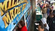Mega-Jackpot in Amerika geknackt