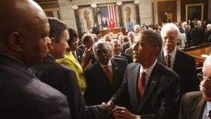 Obama wirbt im Kongress für Gesundheitsreform