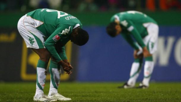 Nächster Nackenschlag für Werder Bremen