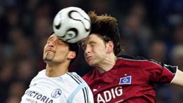 HSV stürmt Richtung Champions League