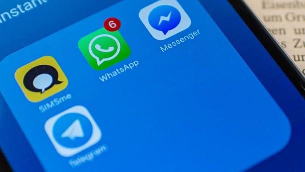 Messaging-Services – die Zukunft sozialer Netze?