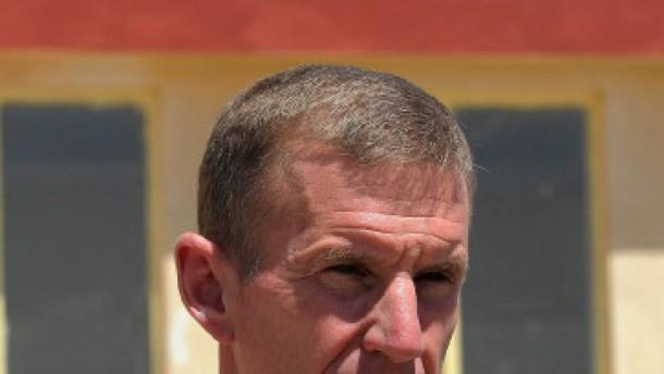 Grüne wollen McChrystal befragen