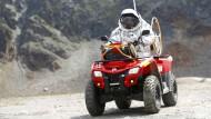 Forscher proben Marsmission in Österreich