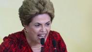 Senat stimmt über Amtsenthebung Rousseffs ab