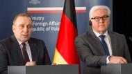 Steinmeier: Israel soll Abkommen genau prüfen