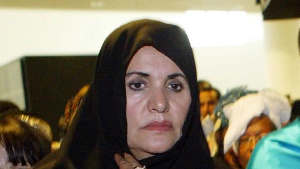 Gaddafis Familie nach Algerien geflüchtet