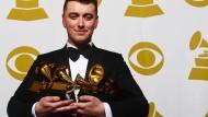 Soulsänger Sam Smith Star bei Grammyverleihung