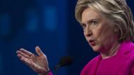 FBI sieht keinen Grund für Anklage gegen Clinton