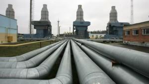 Gazprom-Pipeline teilweise zerstört