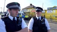 Weitere Festnahmen nach Anschlag in London