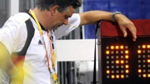 Bundestrainer Kurt Gravemeier gibt auf