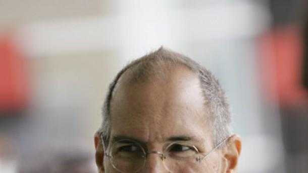 Steve Jobs wieder im Job