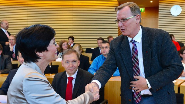 Ramelow schlägt Lieberknecht vor