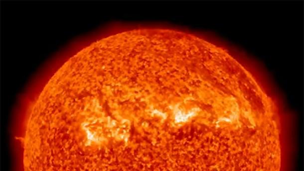 Sonnensturm könnte Stromversorgung stören