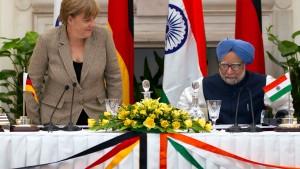 """Merkel spricht von """"langfristiger Partnerschaft"""""""