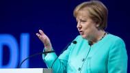Merkel setzt auf Bekenntnis der G20 zu freiem Handel