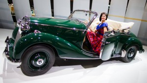 Die Highlights der Techno Classica 2016