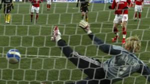 Bayer Leverkusen erstarrt in Moskau