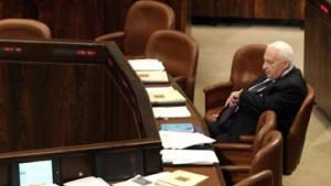 Schattenspiele im Likud