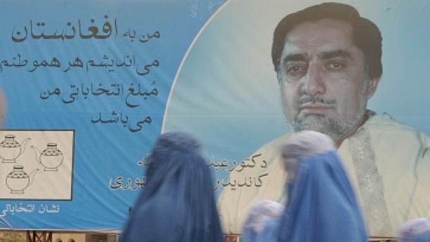 Abdullah tritt nicht zur Stichwahl an