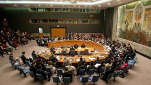 Heftiger Schlagabtausch im Sicherheitsrat