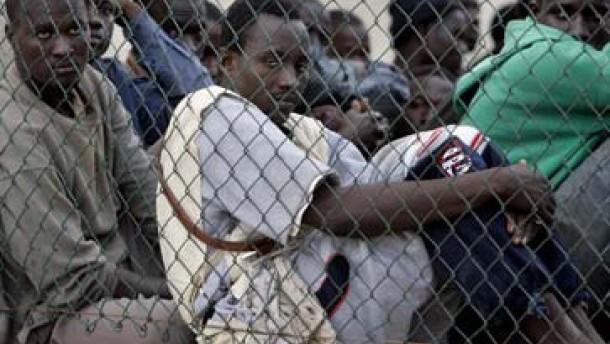 """Spanien und Marokko fordern """"Marshallplan"""" für Afrika"""