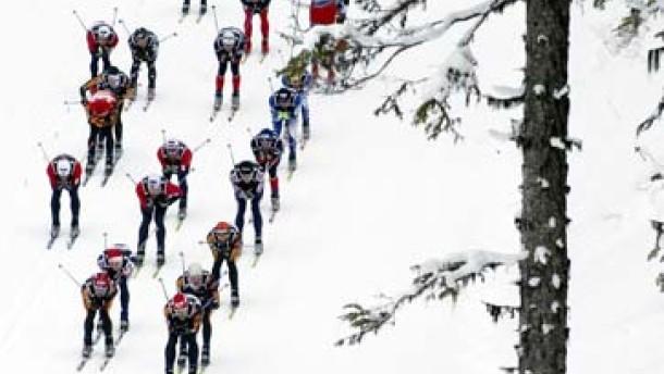 Deutsche Skilangläufer sorgen für norwegische Verhältnisse