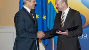 Serbien beantragt Aufnahme in die Europäische Union