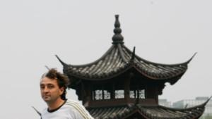 Chinesen joggen nicht