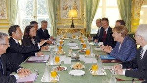 Wirtschaftsregierung für Europa