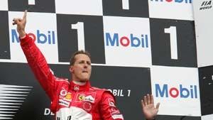 Neue Zeiten in Hockenheim: Schumacher nur Außenseiter