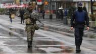 Höchste Warnstufe für Brüssel ausgerufen