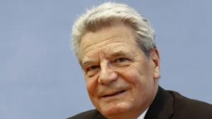 Lob für Gauck auch aus der FDP