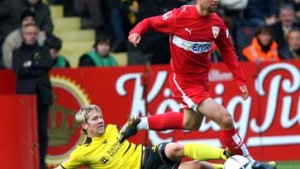 VfB setzt Höhenflug fort