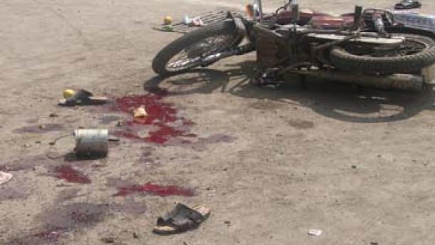 Mehr als 30 Tote bei Anschlägen in Indien