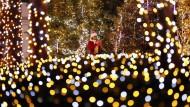 Rekord - Mehr Weihnachtslichter gehen nicht