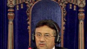Musharraf: Taliban wird aus Pakistan geholfen