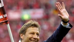 Weltmeister Buchwald trainiert Aachen