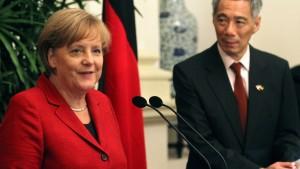 Wo die deutschen Sorgen schrumpfen