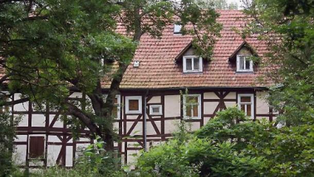 immobilien zum verkauf das haus des kannibalen von rotenburg region und hessen faz. Black Bedroom Furniture Sets. Home Design Ideas