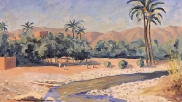 Churchill Gem 228 Lde Ein Sonntagsbild Aus Marokko
