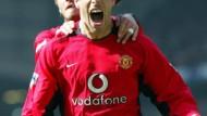 Ruud van Nistelrooy, David Beckham und Co. kämpfen auch für den Börsenkurs