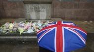 Trauer und Kritik nach London-Anschlag
