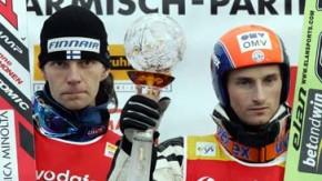 Janda (r.) und Ahonen