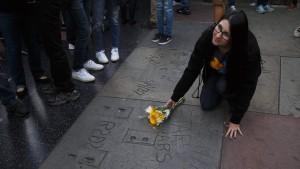 """""""Star Wars""""-Fans trauern um Carrie Fisher"""