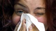 Die Grippe hat Deutschland fest im Griff